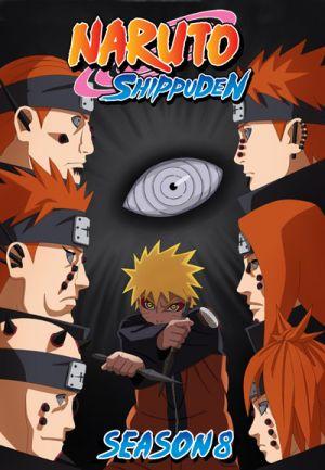Naruto Shippuuden Season 8 นารูโตะ ตำนานวายุสลาตัน สองผู้กอบกู้