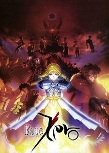 Fate Zero ปฐมบทของสงครามจอกศักดิ์สิทธิ์