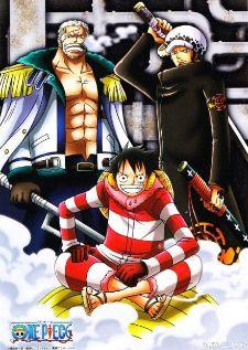 One Piece วันพีช ซีซั่น 16 พังค์ฮาซาร์ด