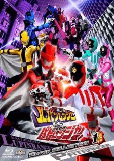 Thief Sentai Lupinranger VS Police Sentai Patranger ขบวนการจอมโจร ลูแปงเรนเจอร์ ปะทะ ขบวนการมือปราบ แพทเรนเจอร์