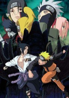 Naruto Shippuuden Season 2 นารูโตะ ตำนานวายุสลาตัน การพบได้พบกันใหม่ที่เหินห่าง