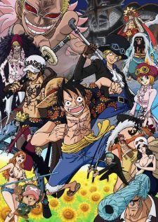 One Piece วันพีช ซีซั่น 17 เดรสโรซ่า