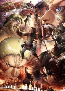 Attack on Titan Season 3 ผ่าพิภพไททัน ภาค 3