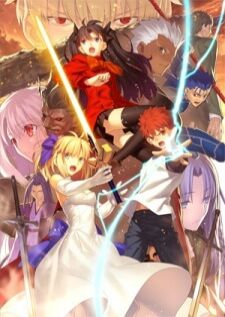 Fate stay night Unlimited Blade Works 2nd Season Sunny Day